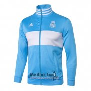 Veste Real Madrid 2018-2019 Bleu