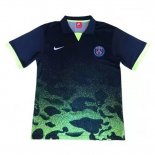 Maillot Polo Paris Saint-germain 2017/2018 Vert