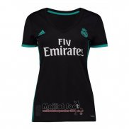 Maillot Real Madrid Exterieur Femme 2017-2018