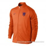 Veste Hollande 2016 Orange