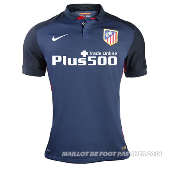 maillot atletico madrid ext rieur 2015 2016. Black Bedroom Furniture Sets. Home Design Ideas