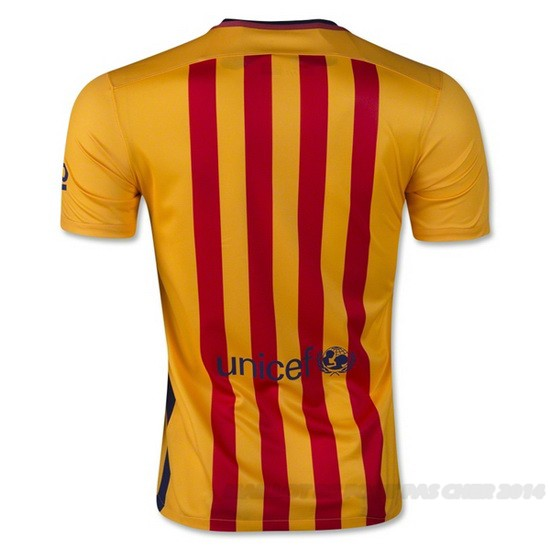 Maillot barcelone ext rieur 2015 2016 for Maillot exterieur barcelone 2014