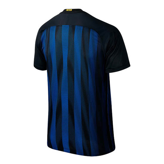 maillot inter milan domicile 2016 2017. Black Bedroom Furniture Sets. Home Design Ideas
