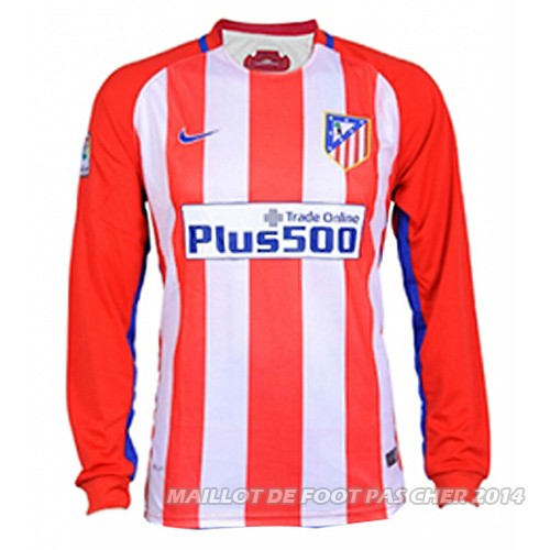 maillot atletico madrid domicile 2016 2017 ml. Black Bedroom Furniture Sets. Home Design Ideas