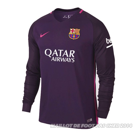 Maillot barcelone ext rieur 2016 2017 ml for Maillot exterieur barca 2017