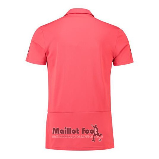 Polo Real Madrid 2018-2019 Rouge