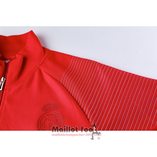 Veste Real Madrid 2018-2019 Rouge