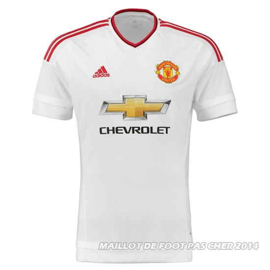 Maillot manchester united ext rieur 2015 2016 for Manchester united exterieur