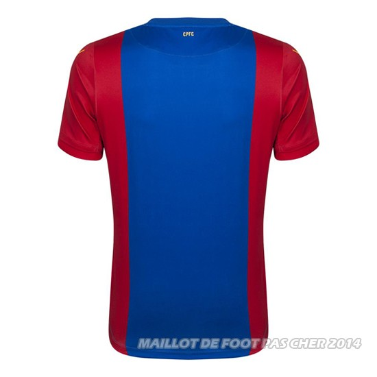 Maillot Crystal Palace Domicile 2016/2017 Thailande